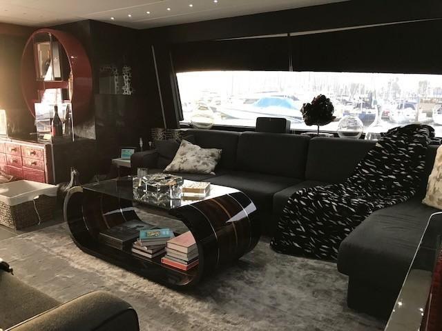 Amer 92 Yacht Salon