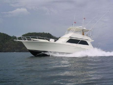 1997 Viking Yachts Convertible