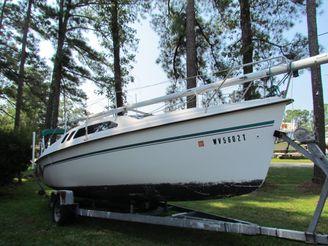 1993 Hunter 23.5