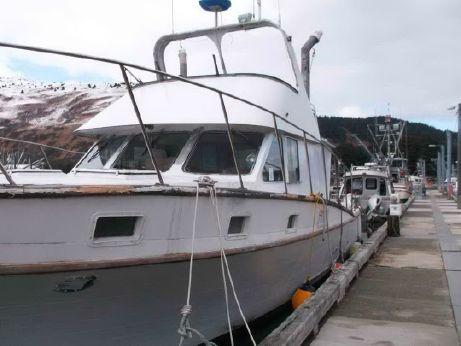 1977 Delta Marine Charter Fishing, Troller