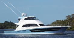 2015 Riviera 77 ENCLOSED FLYBRIDGE