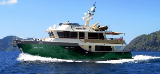 2008 President 700 Expedition Yacht
