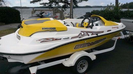 2003 Sea-Doo Speedster - 15'