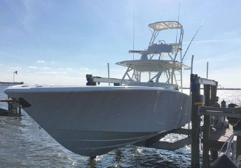 2015 Yellowfin 42