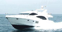 2015 Majesty Yachts 77