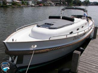 2006 Delta Powerboats Sloep 1085