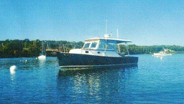1988 Ellis Hardtop Express Cruiser