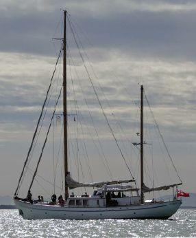 1953 Abeking & Rasmussen CLASSIC OCEAN KETCH