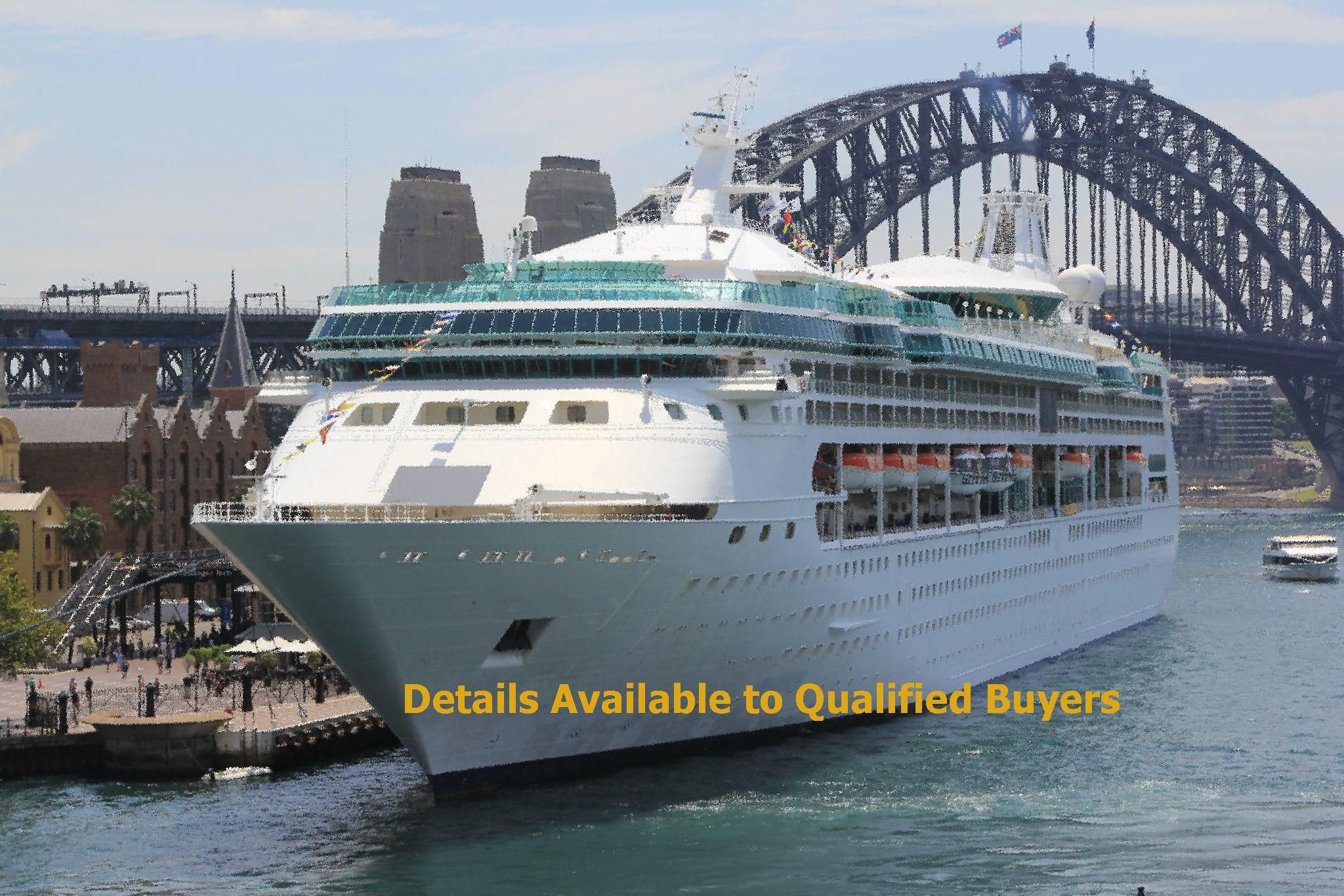 1997 Cruise Ship  2417 Passengers. Search boats for sale   YachtWorld com