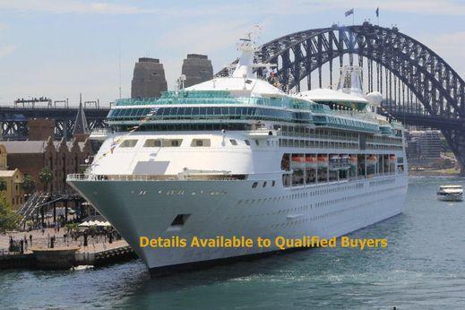 1997 Cruise Ship, 2417 Passengers