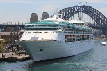 1997 Cruise Ship, 2417 Passengers Stock No. S2509