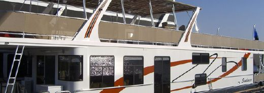 2007 American Waterways Houseboat Sundancer Trip #15