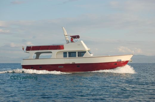 2008 Custum Burd Trawler One Off