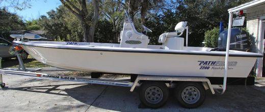 2004 Pathfinder 2200