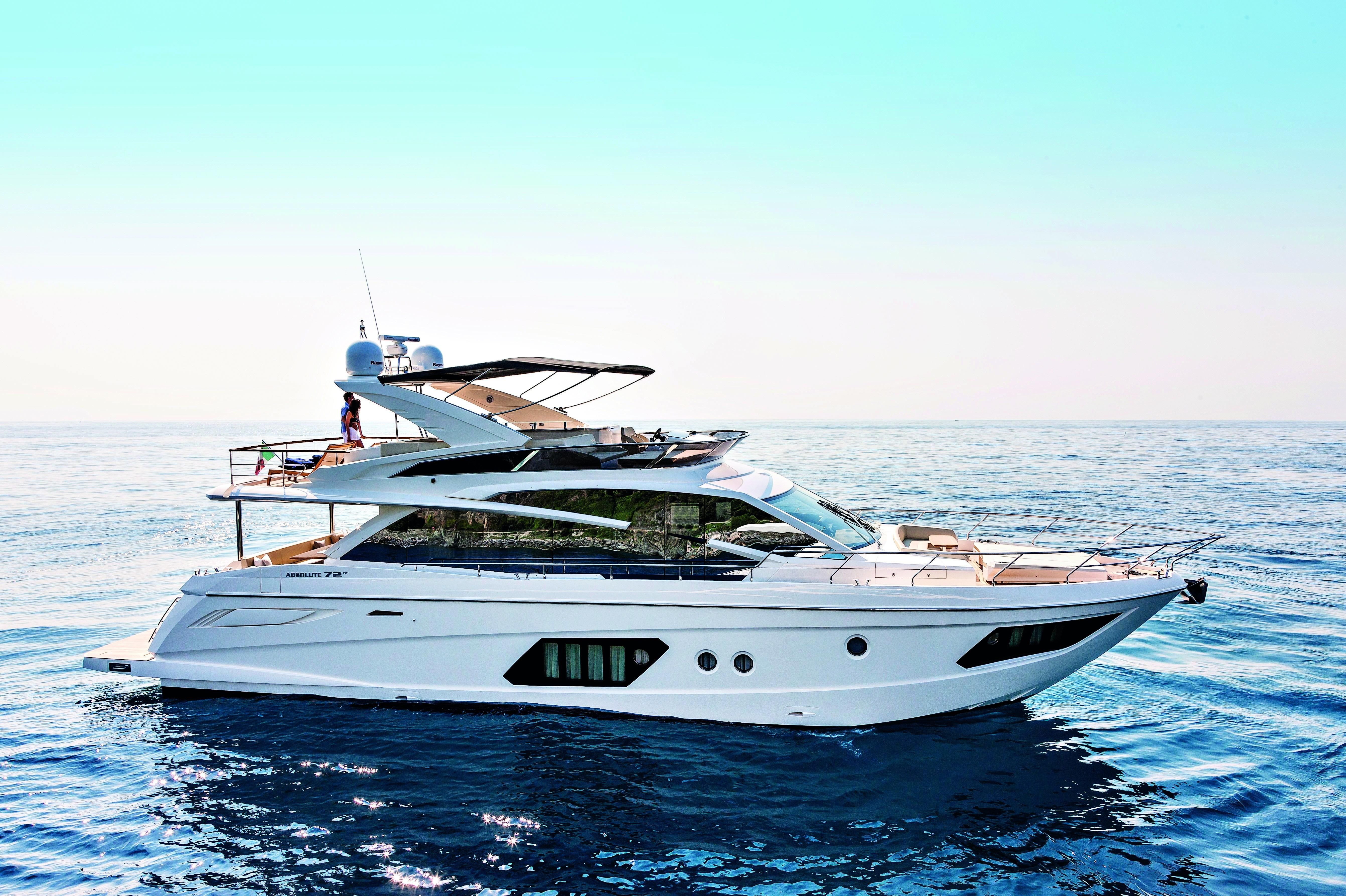 2018 Absolute Yachts 72 Fly Power Boat For Sale Www