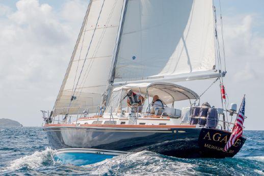 1990 Alden Yachts Alden 50 CC