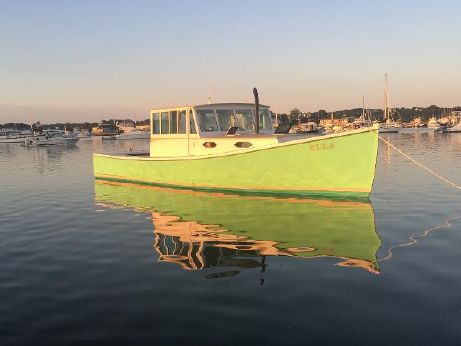 Downeast 37 BEAL LOBSTER YACHT