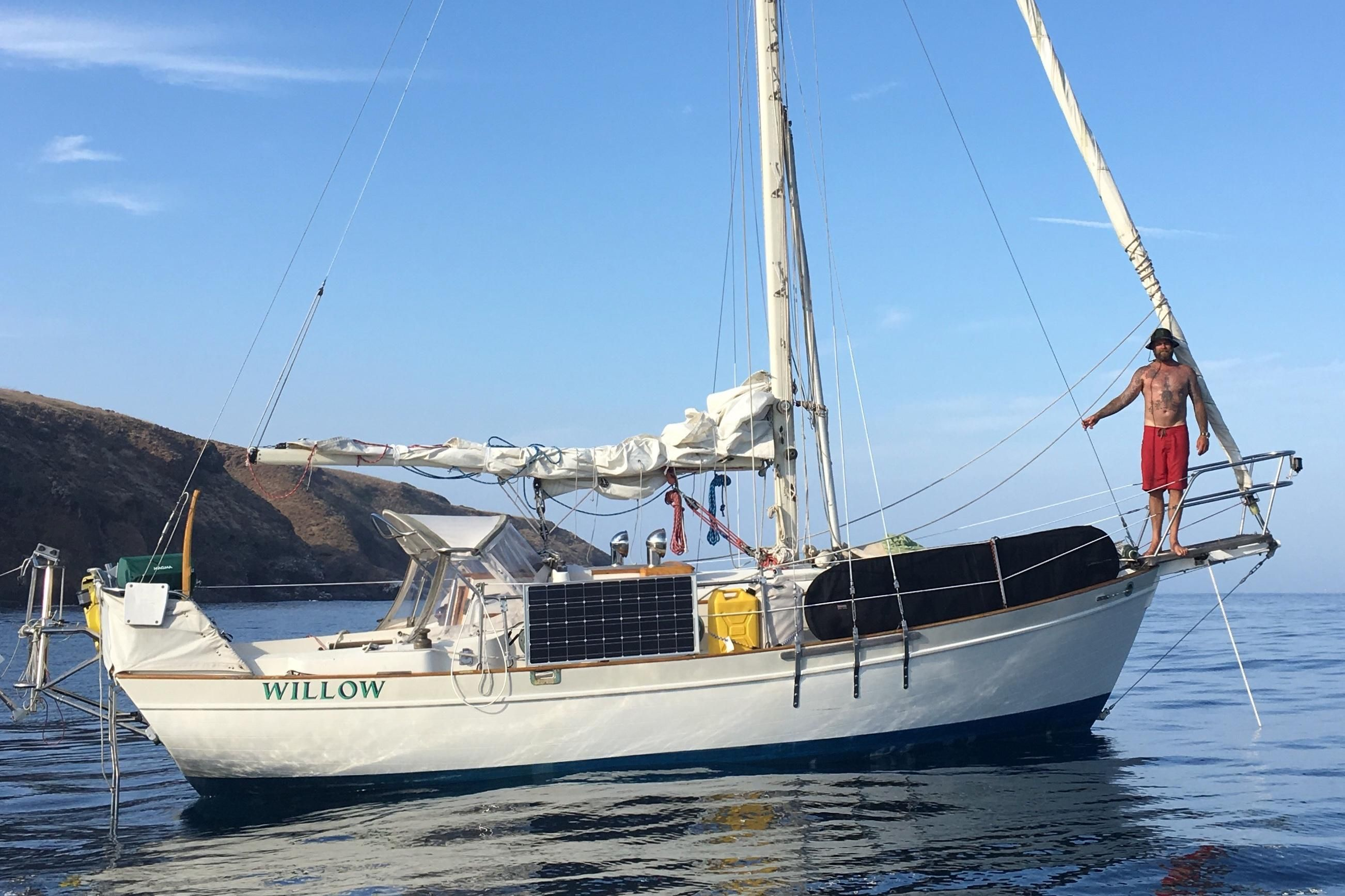 1983 Pacific Seacraft Orion 27 Sail Boat For Sale Www