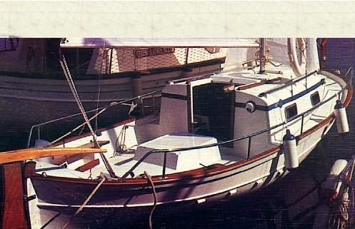 1992 Llaut Copino 30