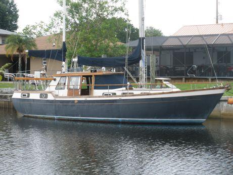 1979 Nauticat Motorsailor Ketch Rig