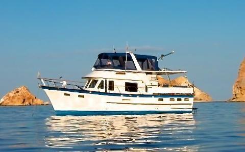 1988 Defever 44 Offshore Cruiser