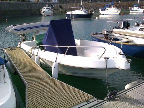 2004 White Shark 175