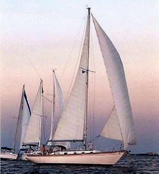 1973 Morgan Yachts 41 Custom CB Yawl