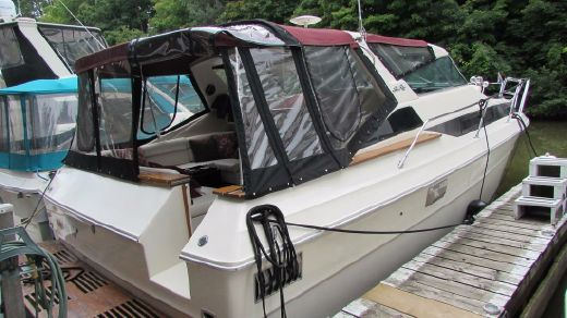"1978 Sea Ray 360 Express ""T"" Top"
