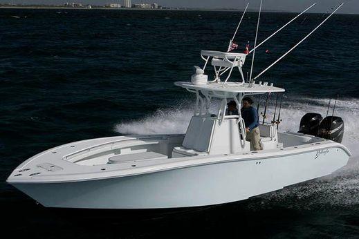 2010 Yellowfin 32
