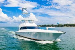 2004 Viking 65 Flybridge