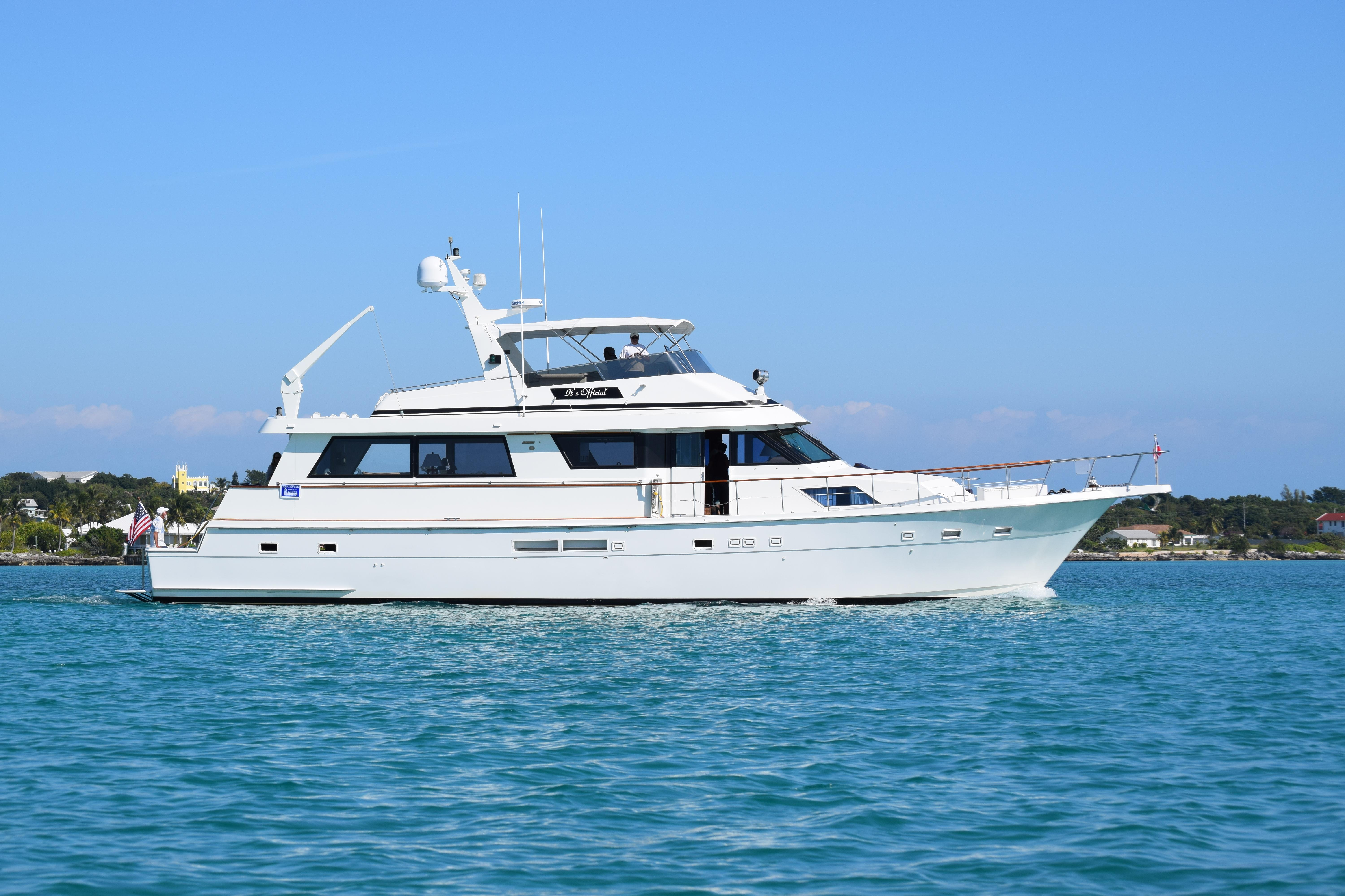 70 foot boats for sale boat listings for Hatteras 70 motor yacht
