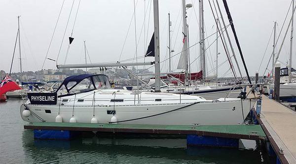 1996 Beneteau Oceanis 381 Sail Boat For Sale Www