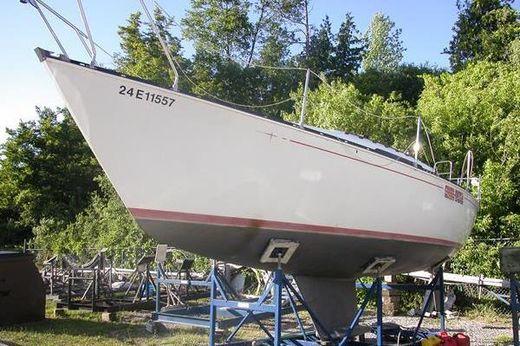 1984 C & C 29 Mark II Shoal Draft
