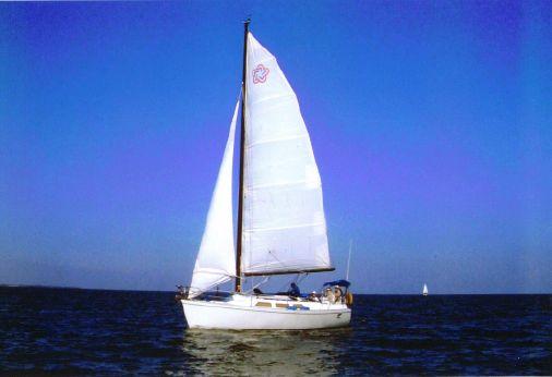 1984 Freedom Yachts Modern Cat Sloop