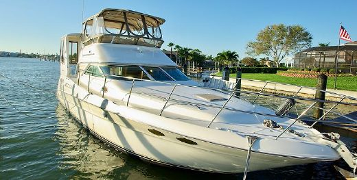 1997 Sea Ray 420 Aft Cabin