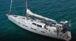 1996 Custom World Cruiser 60ft Yacht