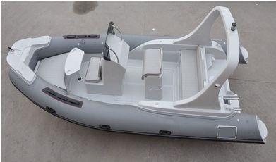 2012 Lianya Rib boat HYP580
