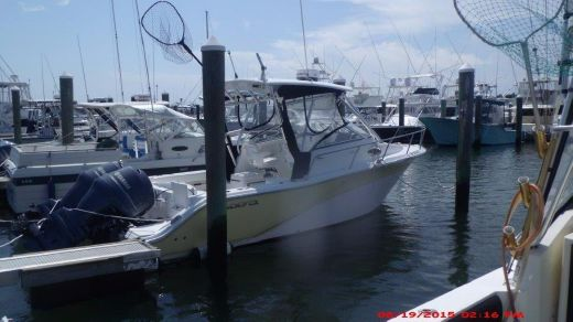 2013 Sea Fox 256 VOYAGER WALK AROUND LOADED ENGINE WARRANTY