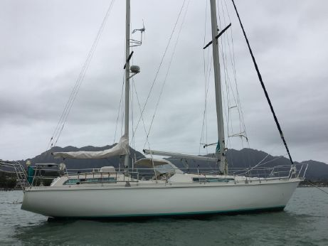 1984 Amel Bluewater Cruiser