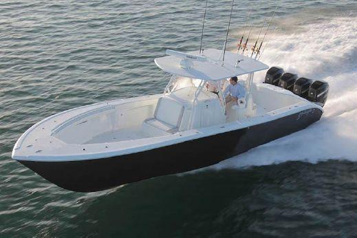 2013 Yellowfin 39