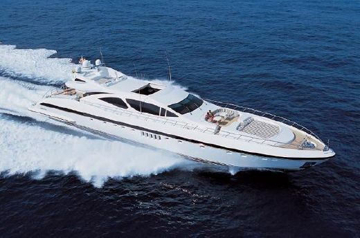 2006 Mangusta 130