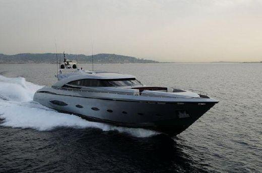 2009 Ab Yachts 140'