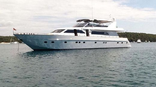 2000 Cantiere Navale Santa Margherita
