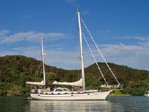 2010 17m Pilothouse Ketch