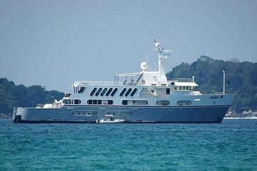 thumbnail photo 0: 1976 Custom Explorer Mega Yacht
