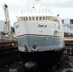 thumbnail photo 1: 1976 Custom Explorer Mega Yacht