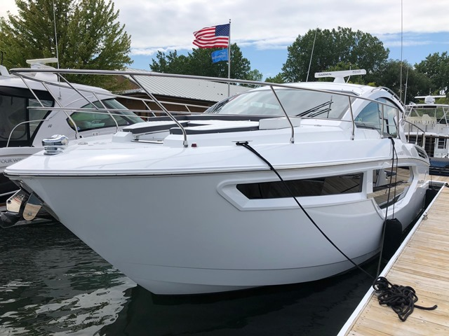 2019 Cruisers Yachts 42cantius Power Boat For Sale Www