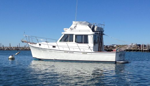 1990 Cape Dory Flybridge Cruiser (Hull#22)