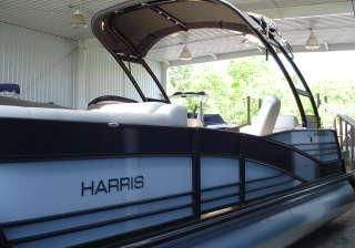 2015 Harris Flotebote Grand Mariner SL 250