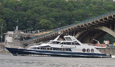 2003 Steel Yacht Romantik